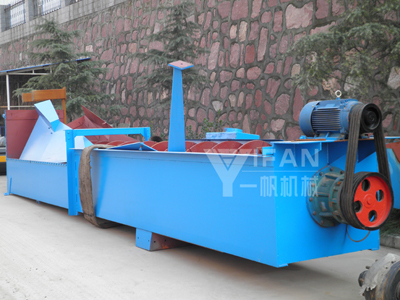 XL Series Sprial Sand Washer